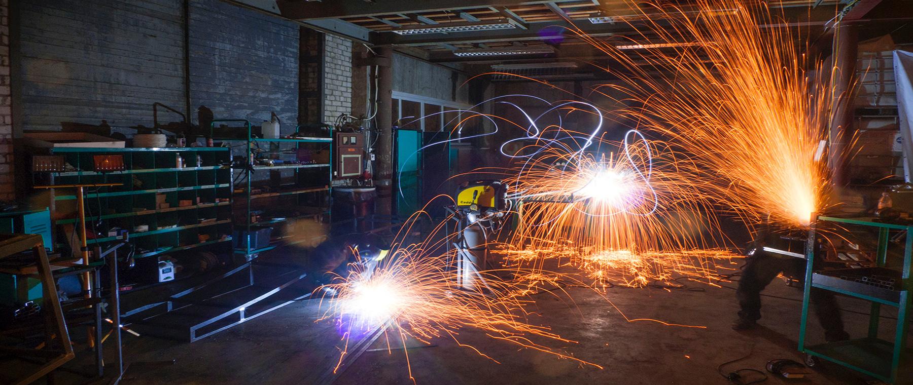 Modern Steel Work Services